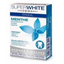 SuperWhite - Chewing-Gum Original - Boite de 20