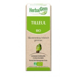 Herbalgem - Tilleul Bourgeons Macérats-Mères Concentrés Bio - 30 ml