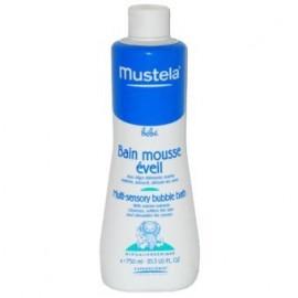 Mustela Bébé - Bain Mousse Eveil Ultra-Doux - Flacon De 750 Ml