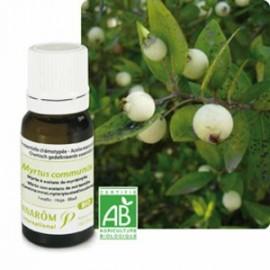 Pranarôm - Huile Essentielle Myrte à acétate de myrtényle Bio - 10 ml