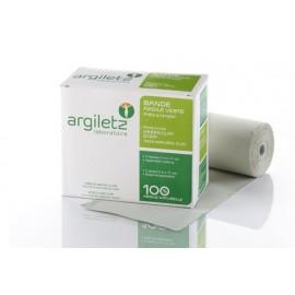 Argiletz - Bandes d'Argile Verte Prêtes à l'emploi - 2 Bandes 5M X 0.11M