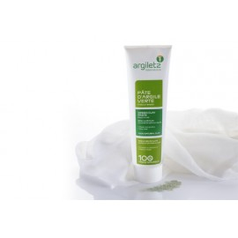 Argiletz - Tube Argile Verte Prête à L'Emploi - 150 Gr