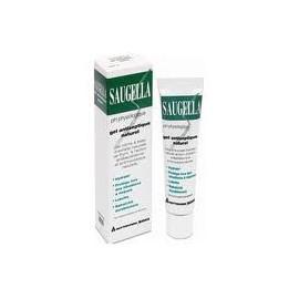 Saugella - Gel Antiseptique Intime Lubrifiant - Tube De 30 Ml