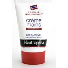 Neutrogena - Crème Mains, Non Parfumée - Tube De 50 Ml