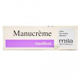 Manucreme - Crème Mains Emolliente Soins des Mains abîmées - 60 Ml