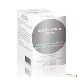 Granion - Resveratrol - 30 Gélules