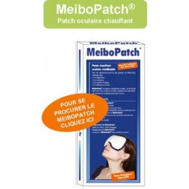MeiboPatch - Patch Oculaire Chauffant