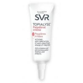 SVR - Topialyse - Crème Paupières irritées et Peaux atopiques - Tube de 10 ml