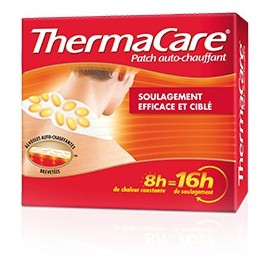 Thermacare - Patch Multi Zones Auto-chauffants