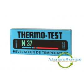 Magnien - Thermomètre ThermoTest Bande Frontale - Avec Etui