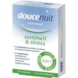 DouceNuit - Pastilles Anti-ronflement - Boite de 16 pastilles