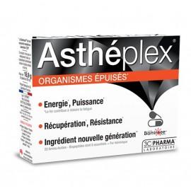 3C Pharma Asthéplex - Organismes Epuisés - 30 Gélules