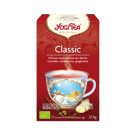 Yogi Tea - Classic 17 sachets