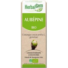 Herbalgem - Aubépine Bourgeons Macérats-Mères Concentrés Bio - 30 ml