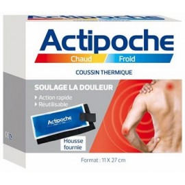 Cooper - Actipoche Poche Gel Chaud Froid - 11X27 cm