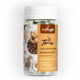 myVeggie Tonic - 60 Gélules