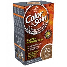 Color & Soin - Coloration 7G - Blond Doré