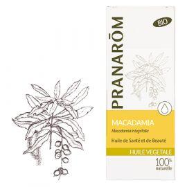 Pranarôm - Huile Végétale Bio Macadamia - 50 ml