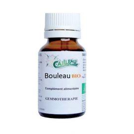 Cailleau Herboristerie - Bouleau Verruqueux gemmothérapie BIO - 15 ml