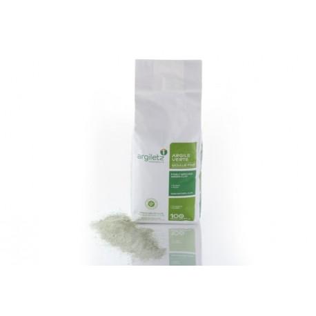 Argiletz - Argile Verte Concassée - Sac de 1kg