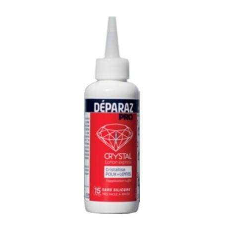 DEPARAZ Pro - Crystal Lotion Express Anti-poux - 15 minutes - 100 mL