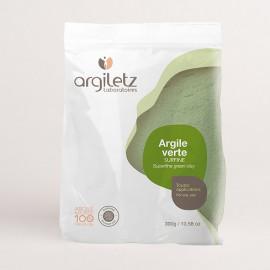 Argiletz - Argile Verte Poudre Surfine - 300 Gr