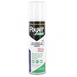 Pouxit Spécial Environnement Actif Végétal - Flacon spray de 150 ml