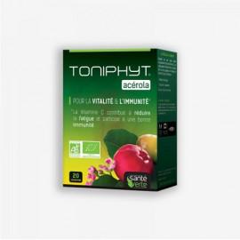 Sante verte - Toniphyt Boost - Goût Citron Vert-Menthe - 30 Comprimés + 15 Gratuits
