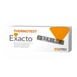 Magnien - Thermomètre Médical Thermo-Test Bande Frontale - Avec Etui