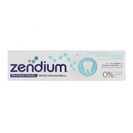 Zendium - Dentifrice Formule Douce - Usage Quotidien - Tube 75 ml