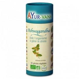 Ayur-Vana - Ashwagandha - 60 Gélules végétales