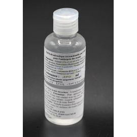 G.H.A - Gel hydroalcoolique - 100 mL - Lot de 10 flacons