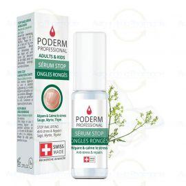 Poderm - Sérum Stop ongles rongés - 8 ml