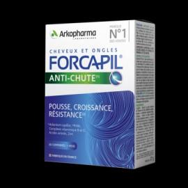 Forcapil - cheveux et ongles Anti-chute - 90 comprimés
