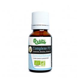 Cailleau Herboristerie - FO gemmothérapie BIO - 15 ml