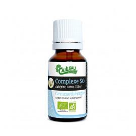 Cailleau Herboristerie - SOM gemmothérapie BIO - 15 ml