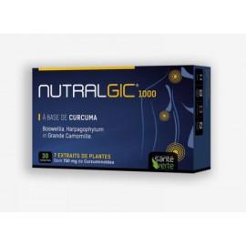 Santé Verte - Nutralgic 1000 7 extraits plantes - 30 cps