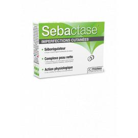 Les 3 Chênes - SEBACTASE - Boîte de 30 comprimés