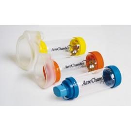 AeroChamber Plus - Chambre d'Inhalation pour Aerosol-Doseur - Enfant de plus de 6 ans et Adulte