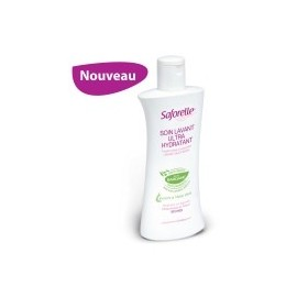 Saforelle - Soin Lavant Ultra Hydratant Hygiène Intime - Flacon de 250 ml