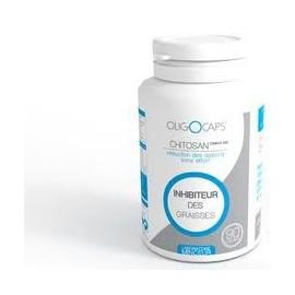Chitosan 1000 - OLIGOCAPS - Chitosan complex 1000 mg - 90 comprimés - 90 Comprimés