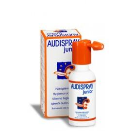 Audispray Junior - Solution Hygiène Auriculaire Pour Enfant - Flacon De 25 Ml