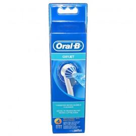 Pack 4 Canules Oxyjet Pour Hydropulseur et Combiné Dentaire Oxyjet - Oral-B