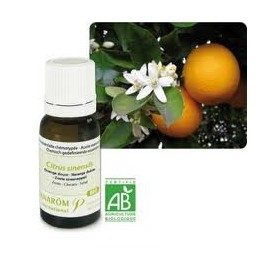 Pranarôm - Huile Essentielle Orange douce Bio - 10 Ml