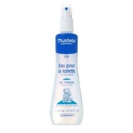 Mustela Bébé - Eau Pour La Toilette Sans Alcool - Spray De 200 Ml