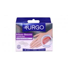 Urgo - Tulles Stériles Petit Format - 6 Tulles