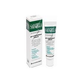 Saugella - Gel Antiseptique Intime Lubrifiant - Tube De 30 Ml
