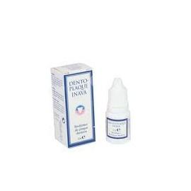 Dentoplaque - Inava - Révélateur de Plaque dentaire - 10 ml