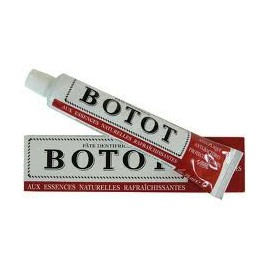 Dentifrice Botot - Tube De 75 Ml
