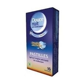 Douce Nuit - Pastilles Anti-ronflement - Boite de 16 pastilles